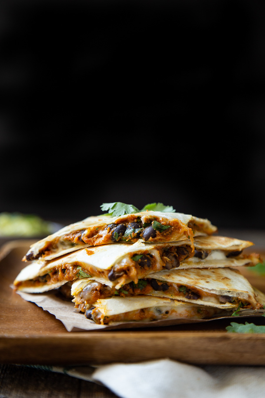 Pumpkin Quesadillas - Savory Pumpkin Recipes