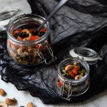 Halloween Trail Mix - Healthy Halloween Snack Recipe