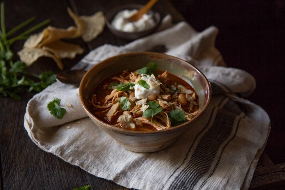 Leftover Turkey Chili Recipe. Thanksgiving leftover recipe for dinner.