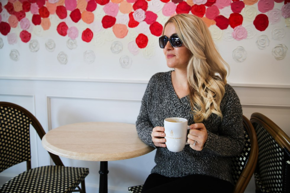 Nordstrom Black Friday Sale - Theory Sweater Outfit