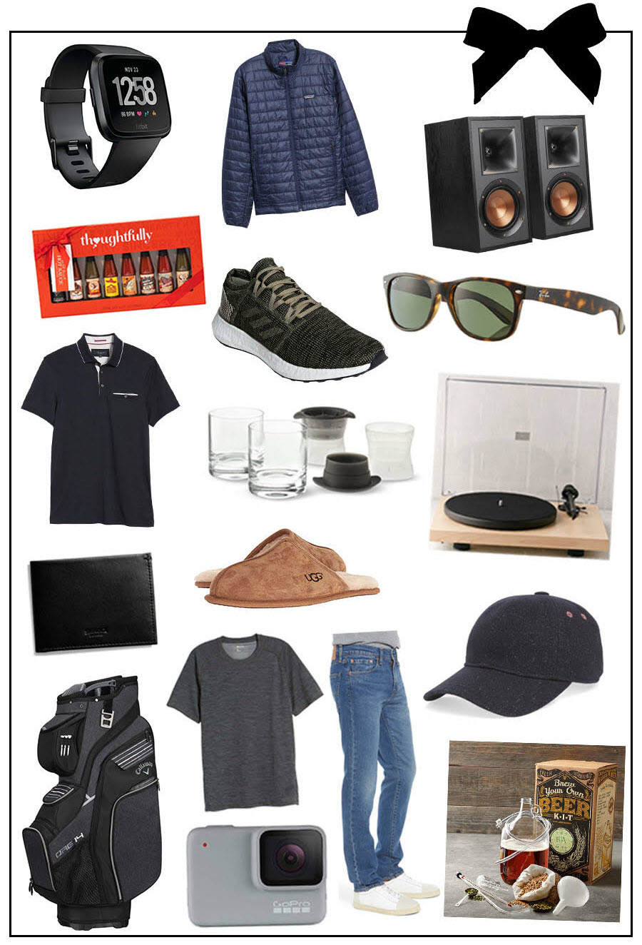 Best Gifts for Men 2018 Gift Guide | Luci\'s Morsels