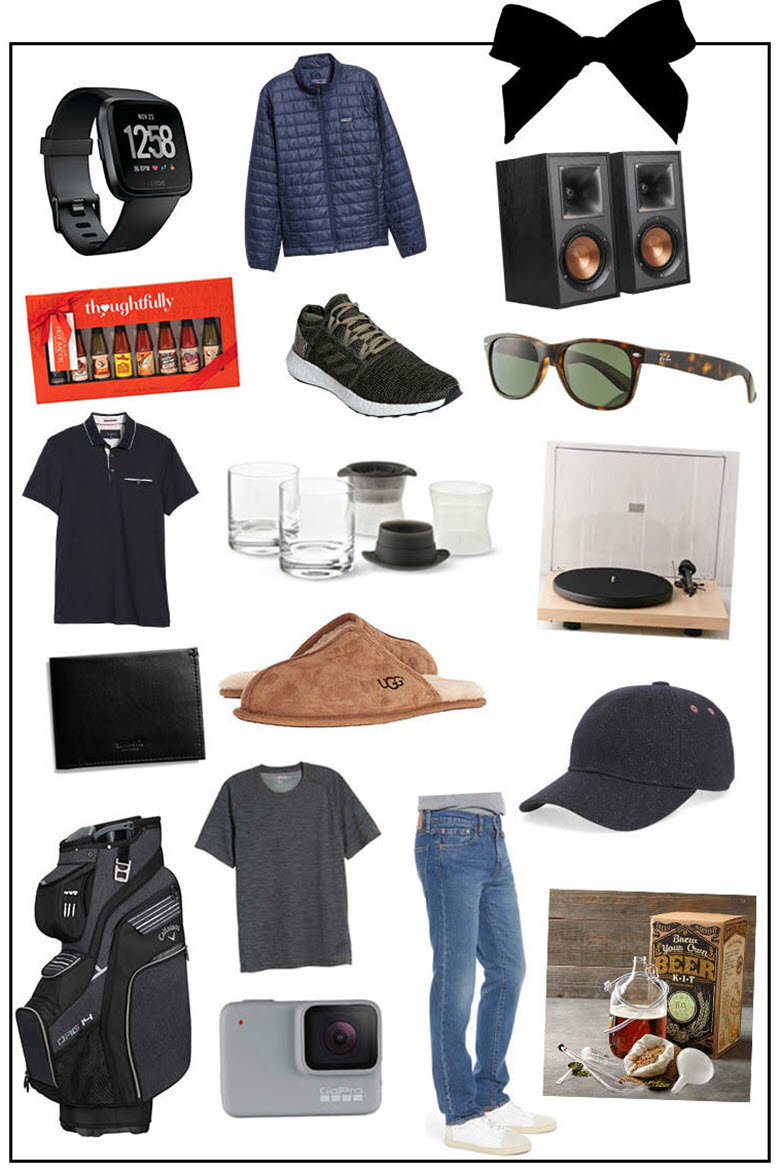 Best Gifts for Men 2018