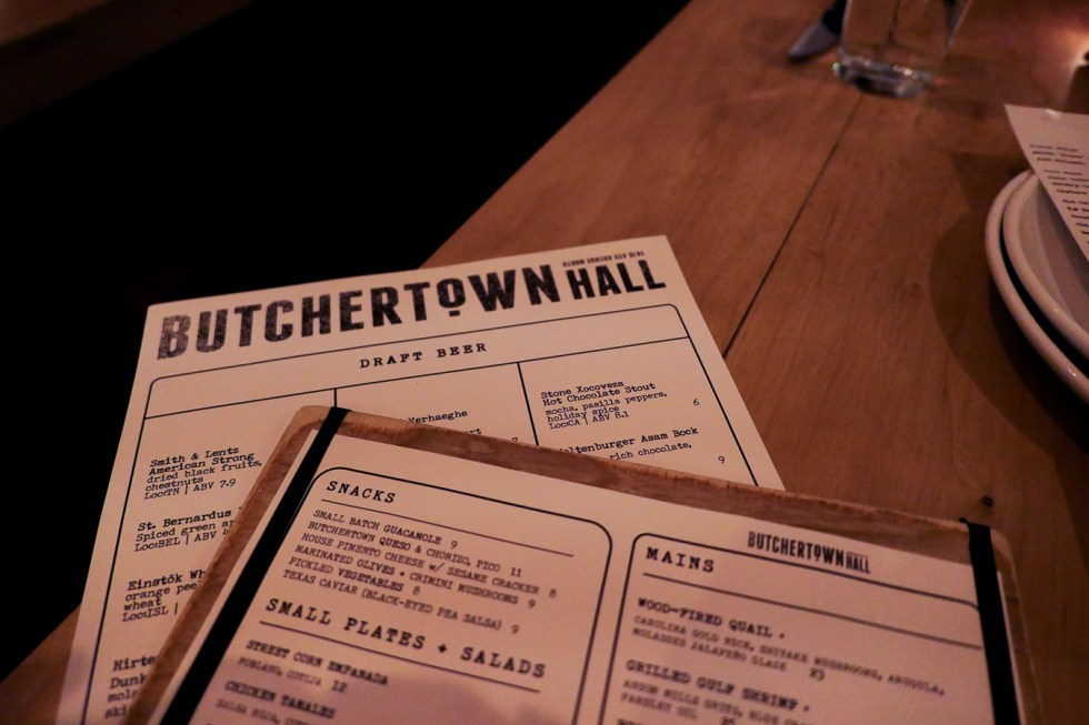Fun Places to Eat in Nashville Travel Guide - Butchertown Hall Review