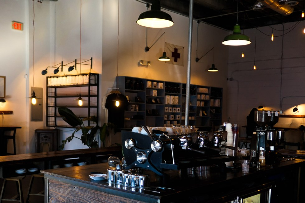 Fun Places to Eat in Nashville Travel Guide - Barista Parlor Review