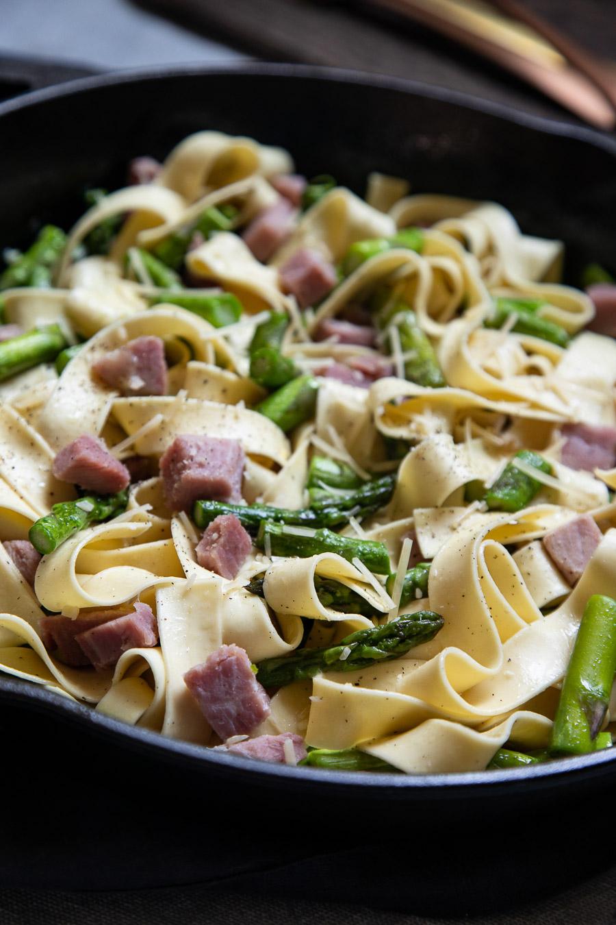 Leftover Ham Recipe for Dinner - Diced Ham Recipe