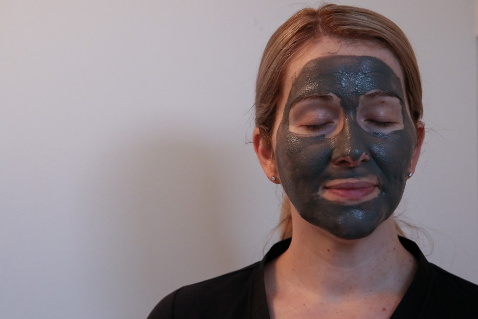 How to Apply a Face Mask - Multiple Masks