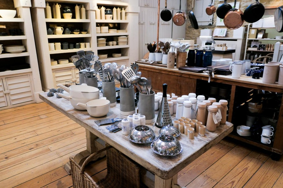 Daylesford Farm Shop + Restaurant - Gloucestershire - Cookware