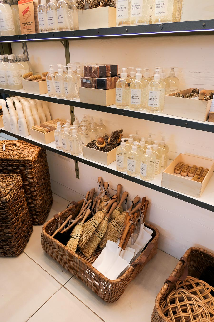 Daylesford Farm Shop + Restaurant - Gloucestershire - Soaps