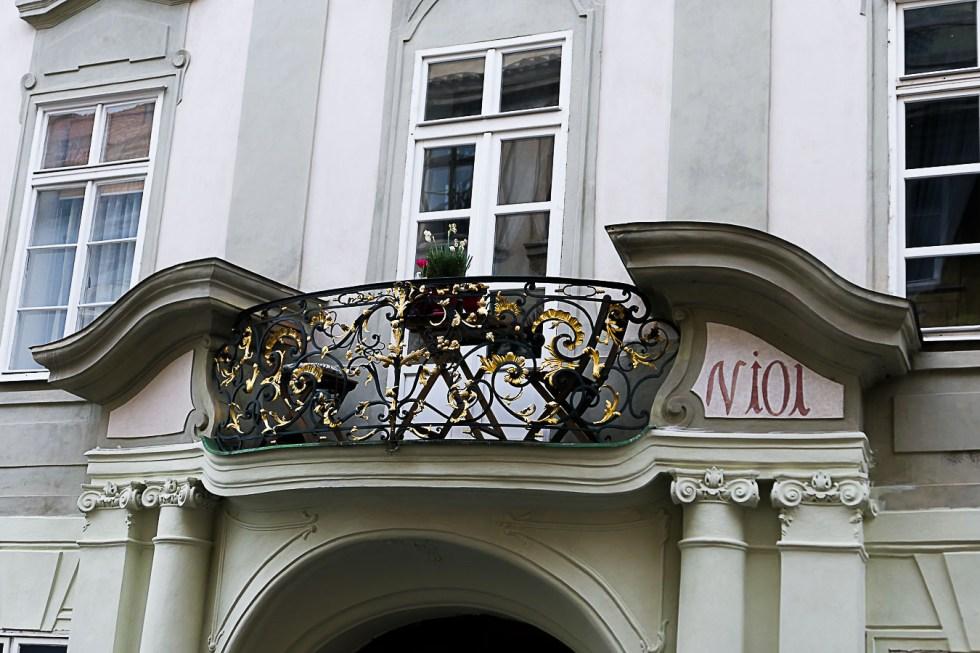 Prague Architecture Photos