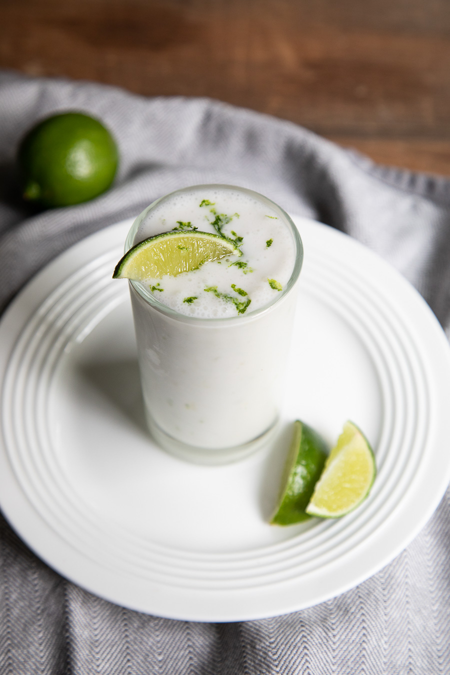 Coconut Tropical Smoothie