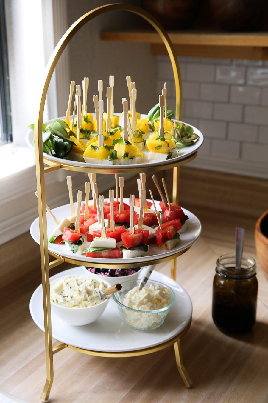 Brunch Appetizer Ideas Vegetarian