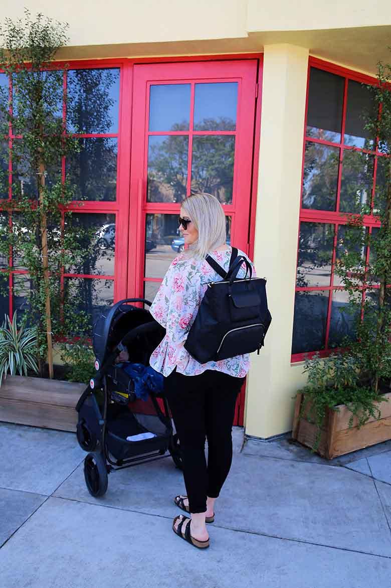 Best Work Bag to New Mom Bag (Samsonite)