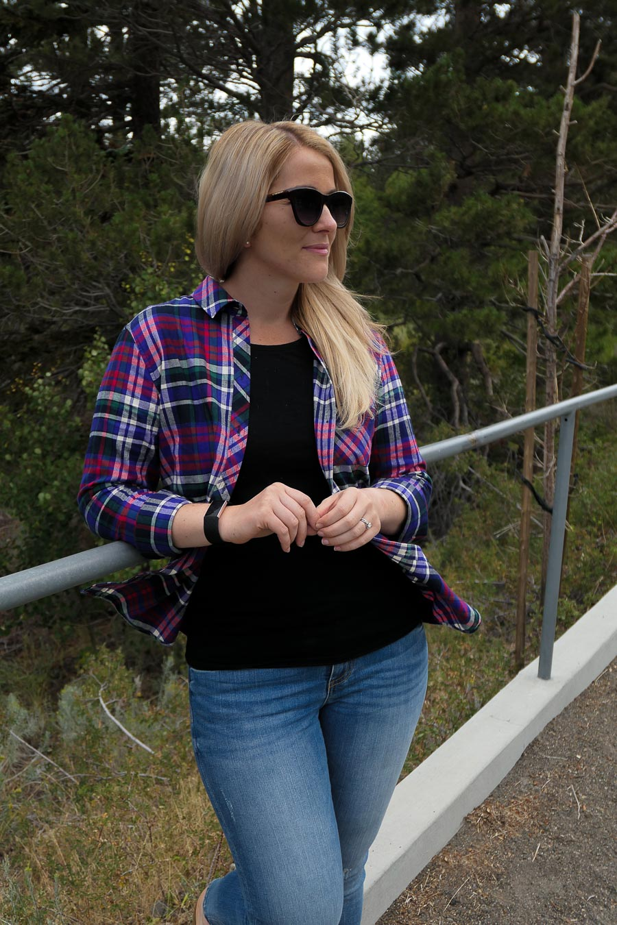 Eddie Bauer Flannels for Fall