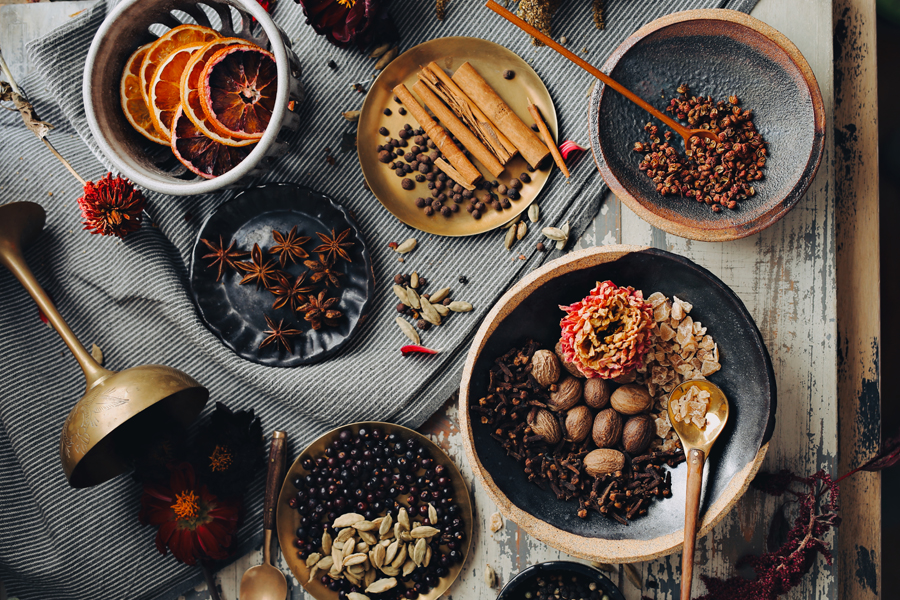 5 Things to Do This Fall - Mulling Spices
