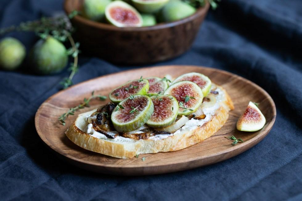 Fig Tartine