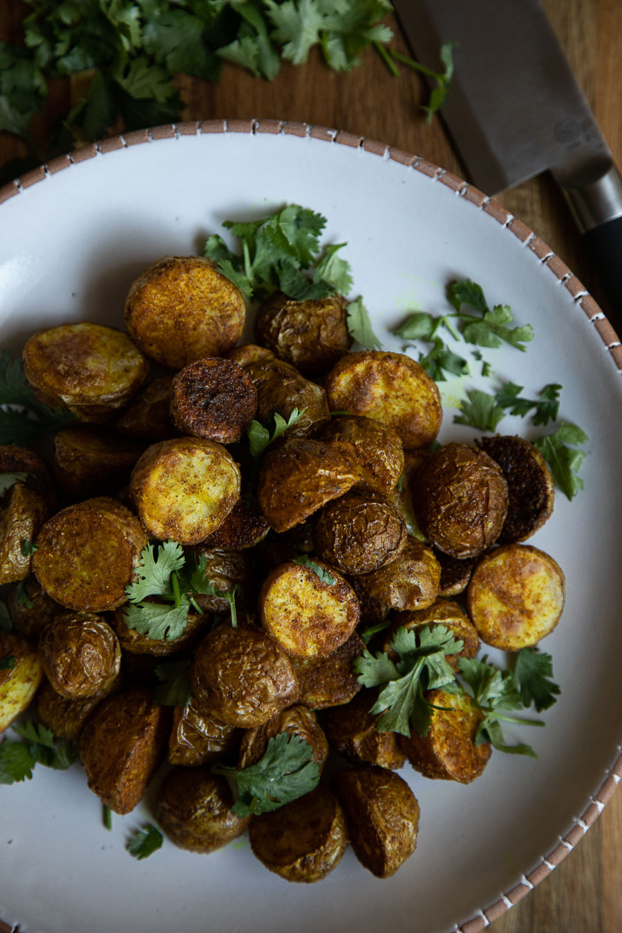 Curry Potatoes