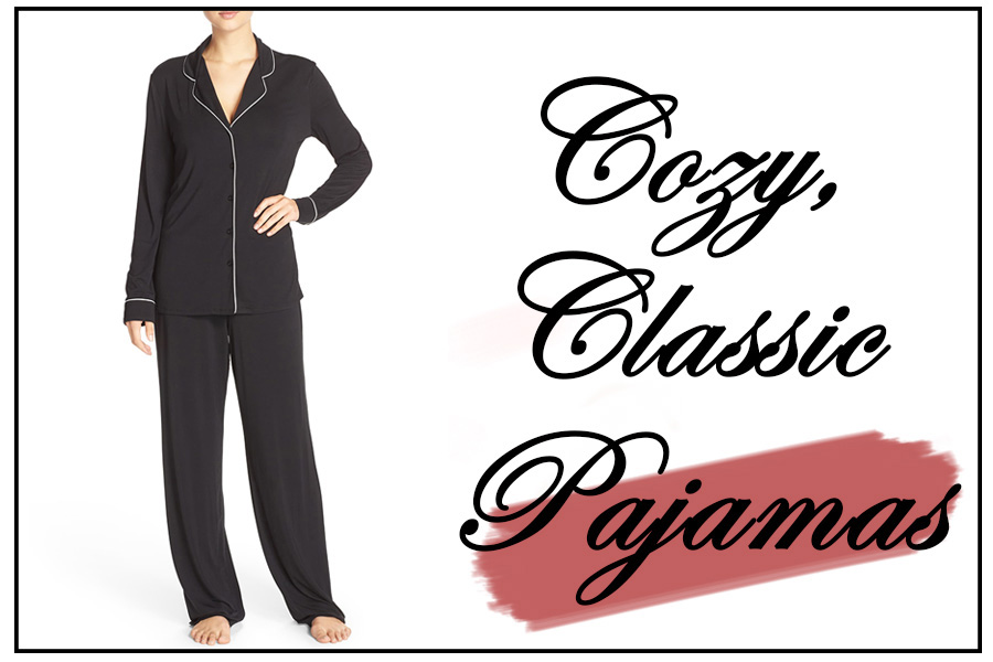 Cozy Pajamas for Fall