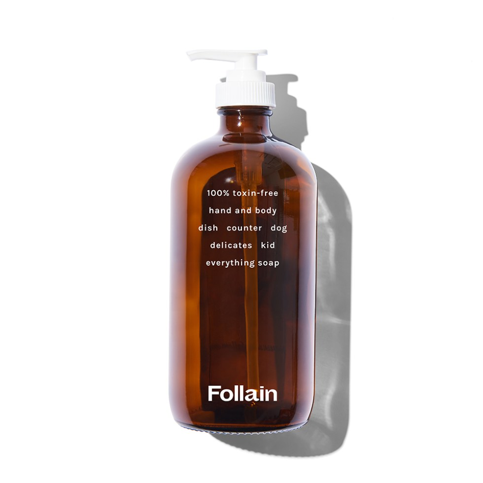 Refillable Hand Soap
