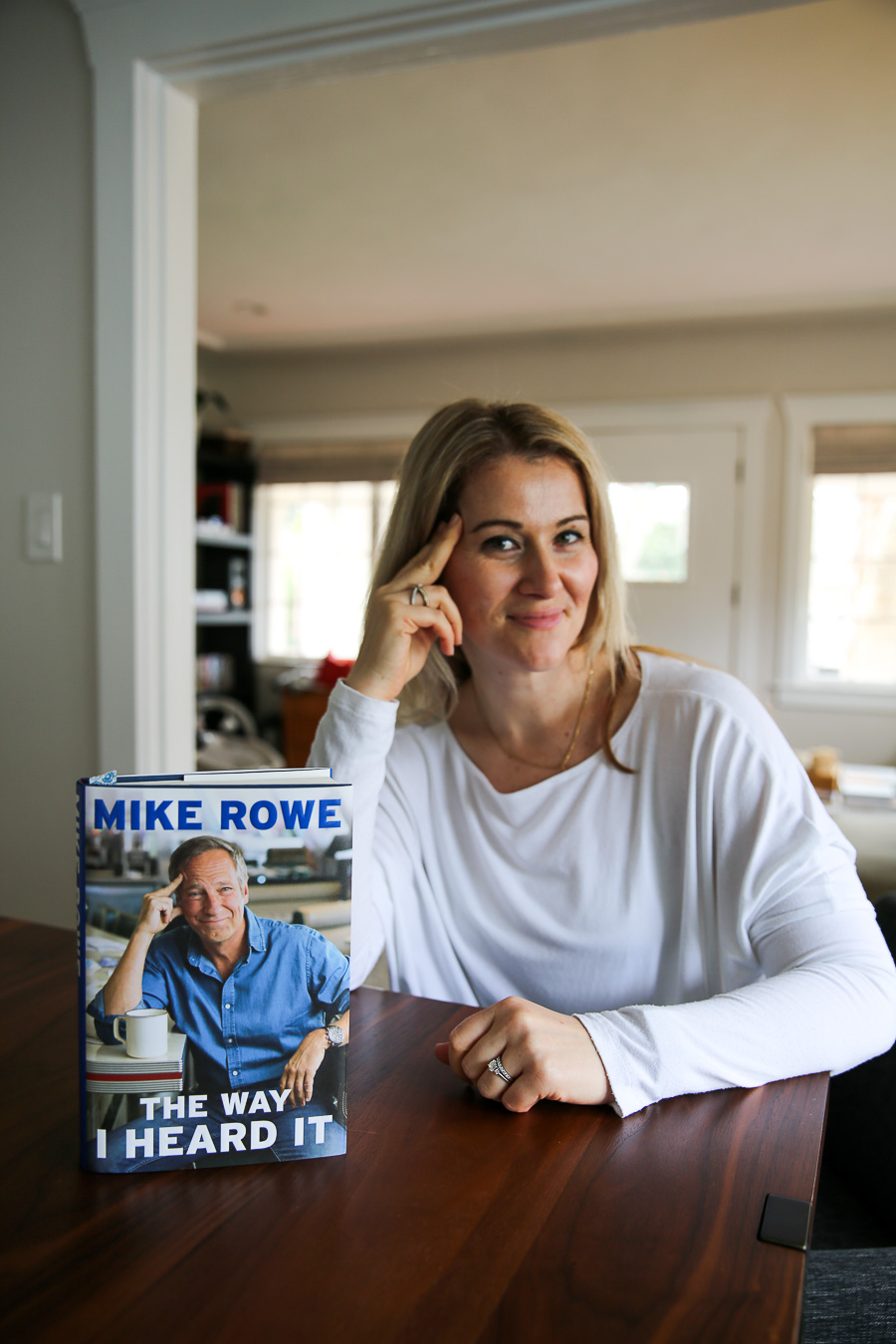 Mike Rowe's The Way I heard It Review