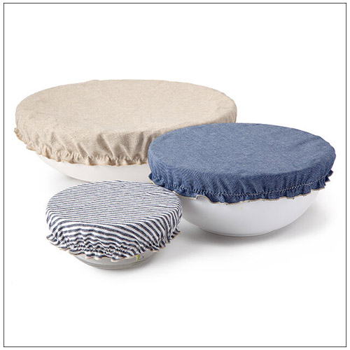 Reusable Bowl Covers - - Eco-Friendly Gift ideas from Uncommon Goods