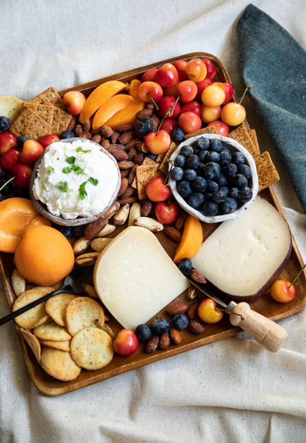 Cheese Board Ideas - Local Cheese