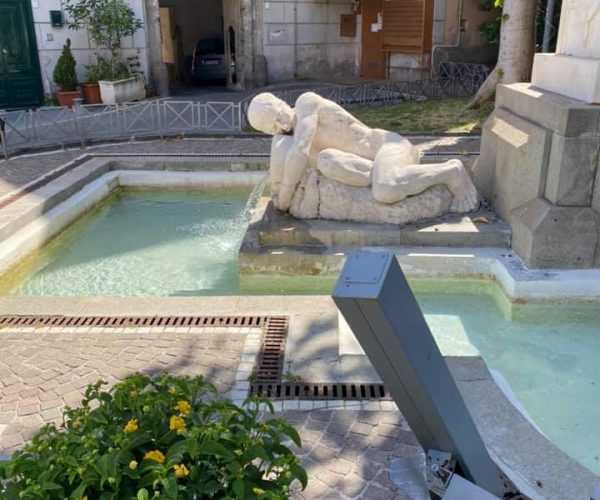 Filippo Maria Denaro - Statues