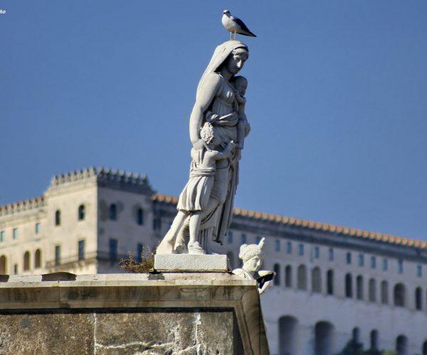 Paolo Vitale - Statues