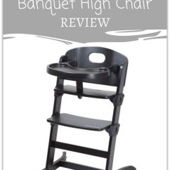 Baby Chair Clips Onto Table Folding Chairs With Cushions Guzzie+guss Banquet Wooden High Review - Best Product Reviews & Ratings