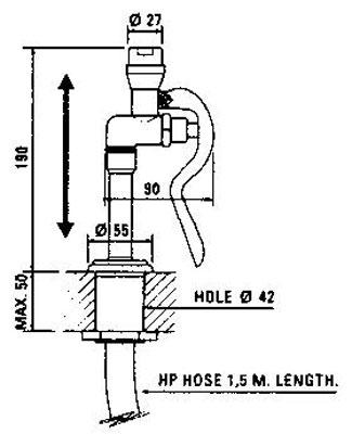 Vulcathene VL3120 : Spray, Movable Laboratory Emergency