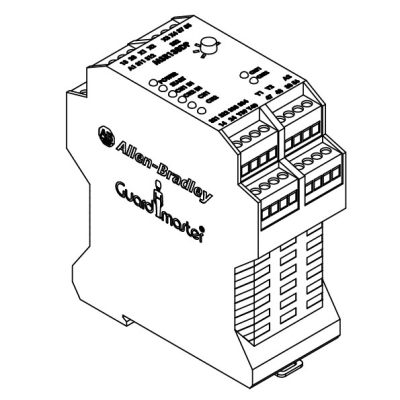 Rockwell Automation 440R-M23151 : Relay, Delayed Output