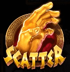 The Hand of Midas slot scatter symbol