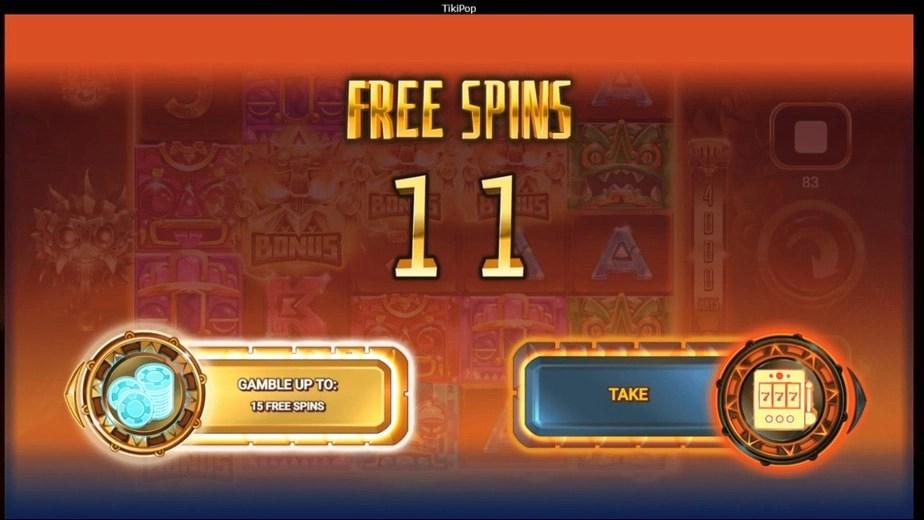 Tiki Pop Gamble Feature