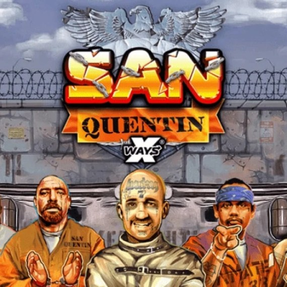 San Quentin xWays Slot