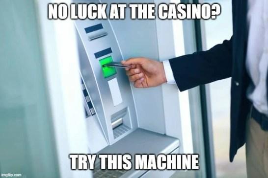 the trusty machine