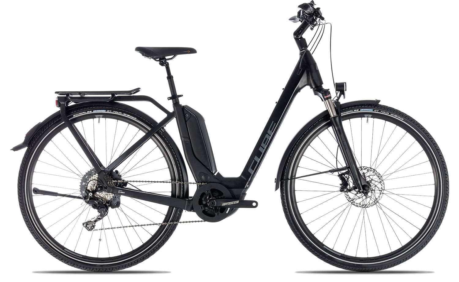 Cube Touring Hybrid Exc 500 Wave