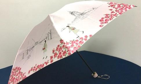アクアスキュータムの傘