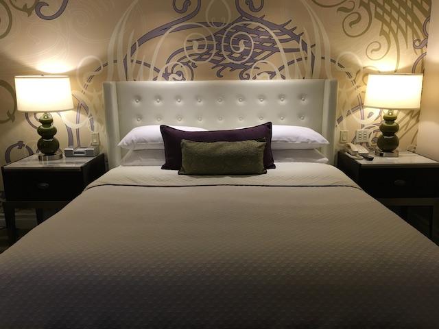 ベラージオ ベッド