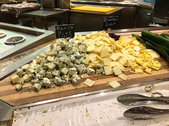 バフェ チーズ