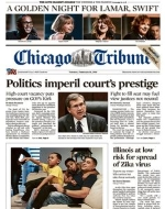 Chicago Tribune article, Print Works Bistro