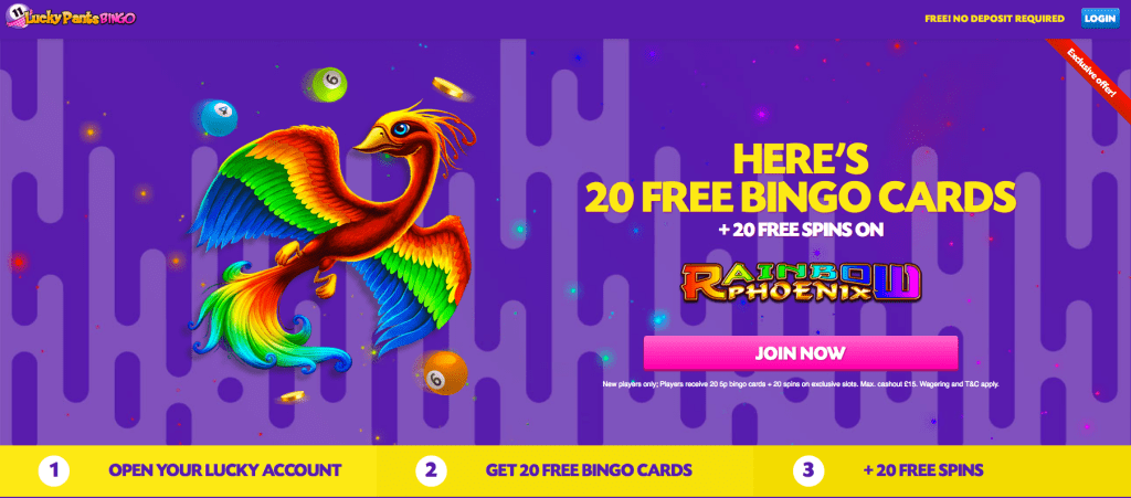 free bingo no deposit, no card details real money
