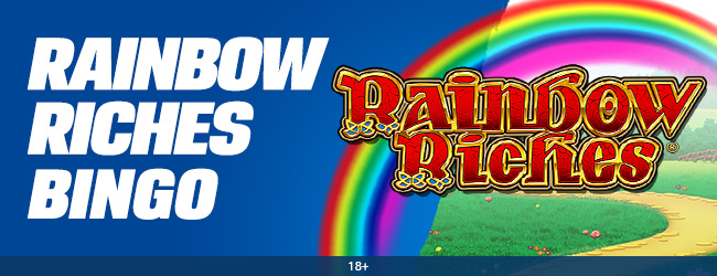 Coral Rainbow Riches Bingo