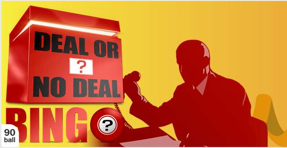 Deal or No Deal Bingo Sites