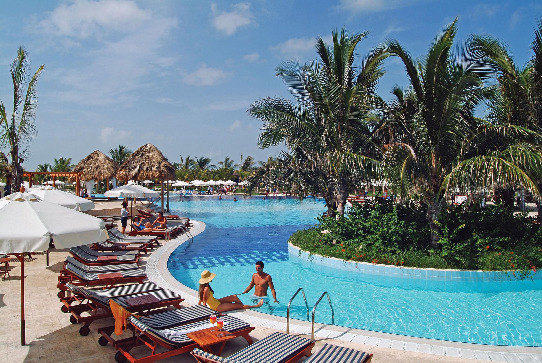 Cayo Santa Maria Cuba All Inclusive Lucky 7 Travel