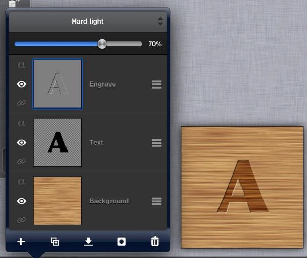 Artstudio Tutorial - Engraved Text Advanced