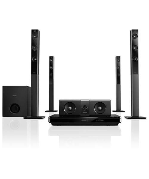 Jual Produk Elektronik Murah Home Theater Philips Blueray 3D Smart Karaoke Tipe HTB5570D