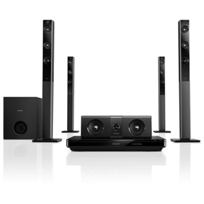 Jual Produk Elektronik Murah Home Theater Philips Blueray 3D Smart Karaoke Tipe HTB5570D