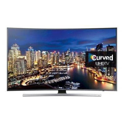Jual Barang Elektronik Murah TV LED Samsung Curved UHD Smart dan 3D 48 Inch Tipe 48JU7500