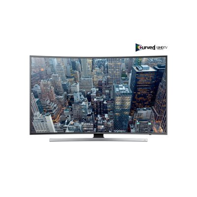 Jual Barang Elektronik Murah TV LED Samsung LED Curved UHD Smart dan 3D 55 Inch Tipe 55JU7500