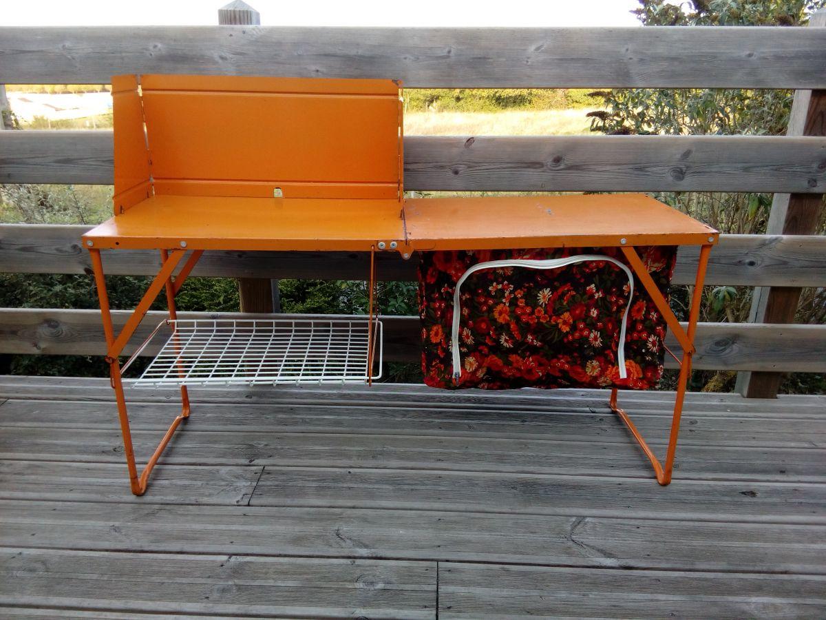 table pliante meuble de cuisine de