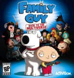 Family Guy Back to the Multiverse (PS3)